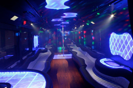 party bus rental MN